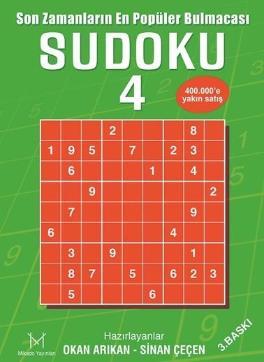 Sudoku - 4-Mikado